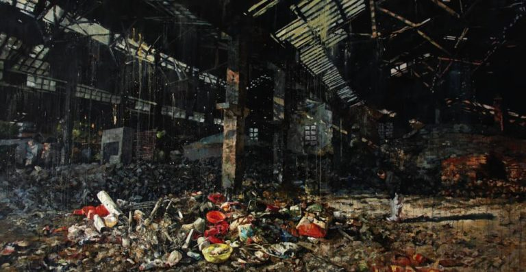 Wang Jixin – The Lost Glory    2014 Offenbach, Deutschland