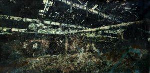 The Lost Glory Jingdezhen series No.7 300x600cm 布面油画 2008